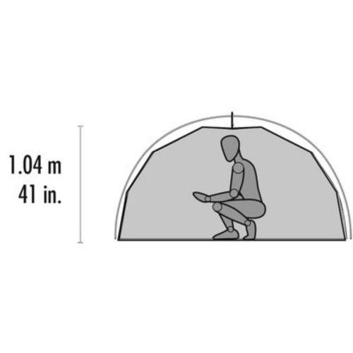 MSR Elixir 3 Person Tent