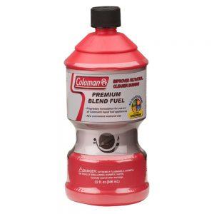 Coleman 1 Litre Naptha Fuel