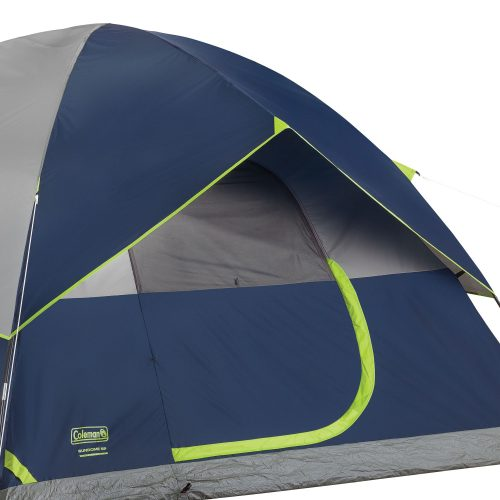 Coleman Sundome 6 person Tent