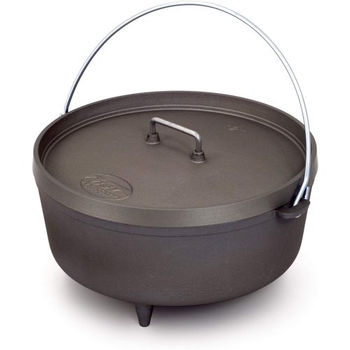 "GSI Hard Anodized 10"" Dutch Oven"