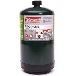 Coleman Propane Cylinder 16 oz