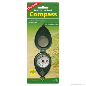 Coghlan's Compass W/LED Dial