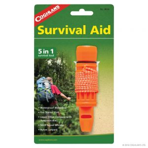 Coghlan's First Aid Survival 5 in 1