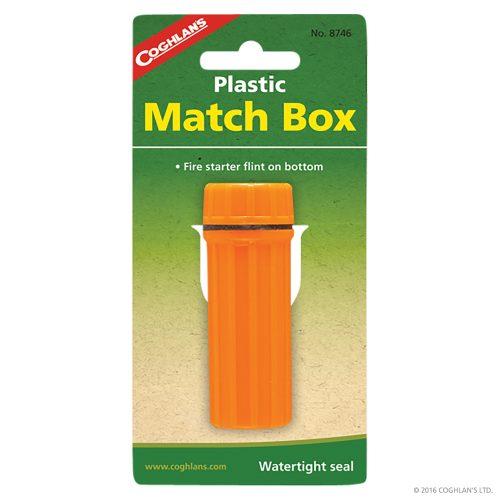 Coghlan's Plastic W/P Match Box