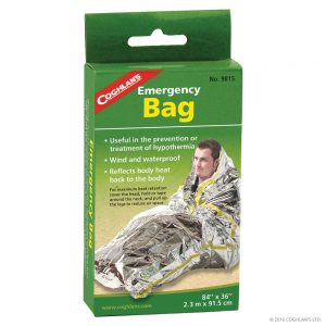 Coghlan's All Weather Emergency Bag