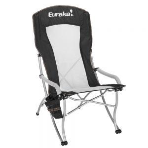 Eureka Curvy High-Back Chair
