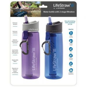 Life Straw 2-Stage Filtration