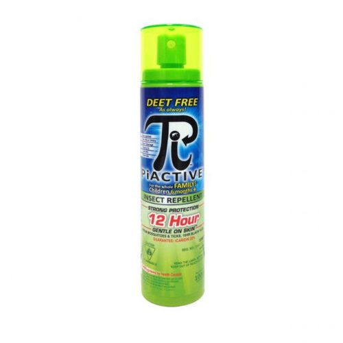 Piactive Insect Repellent Travel