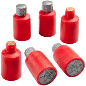 """Tru Flare """"Red"""" 6/Box"""