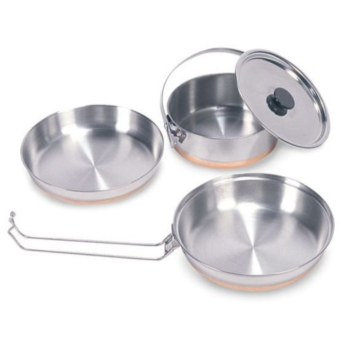 Stansport S/S Scout Mess Kit