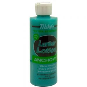 Mikes Lunker Lotion Anchovy