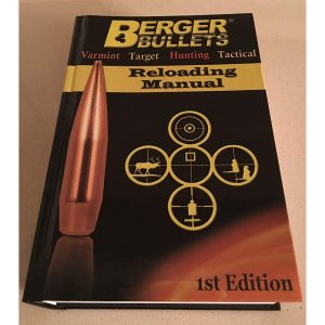 Berger Bullets 1st Edition Manual