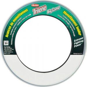 Big Game Monofilment Leader Wheel