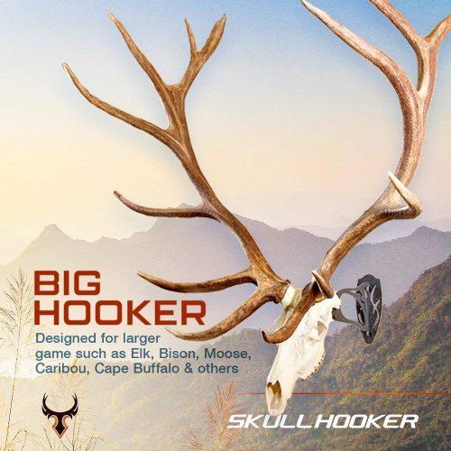 Skull Hooker European Mount