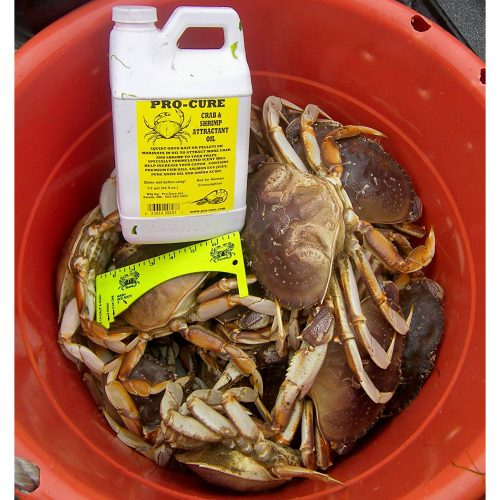 Pro Cure Crab Bait Oil 64oz