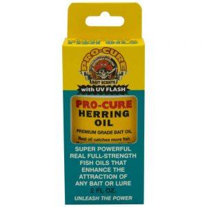 Pro Cure Herring Bait Oil 2oz