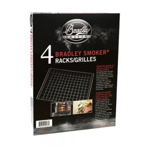 Bradley Smoker Racks 4-pack