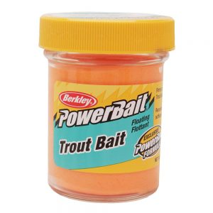 Berkley Trout Bait Flourescent Orange