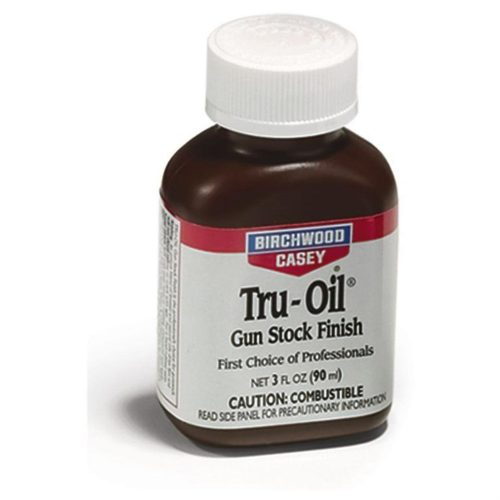 B/W Casey Tru-Oil Stock Finish
