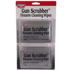 Birchwood Casey Gun Scrubber Wipes