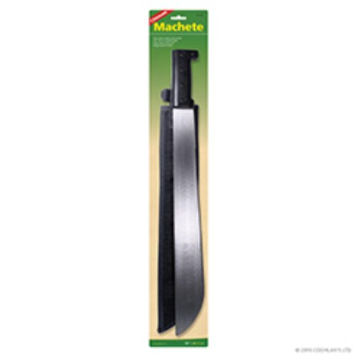 "Coghlan's Machete 18"" w/Sheath"