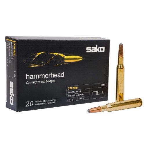 Sako Super Hammerhead Rifle Ammunition