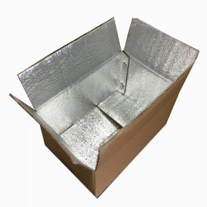 Cold Fold Insulated Fish Box
