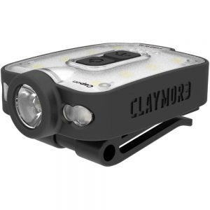 Claymore Rechargeable Cap On Light