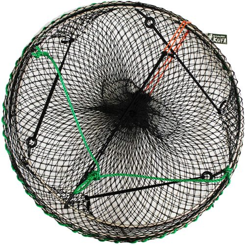 "Kufa 30"" Rigid Round Prawn Trap"