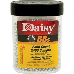 Daisy Premium BB's 2400pk