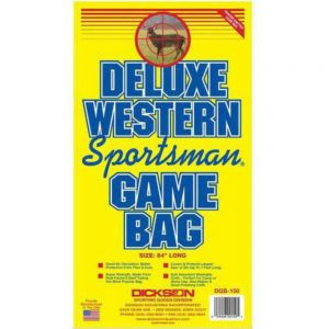 Dickson Deluxe Western Sportsman Game Bag