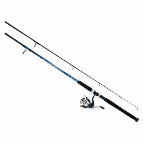 Daiwa 9' D-Wave Salmon Rod/Reel Combo