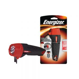 Energizer Rubber LED Flashlight