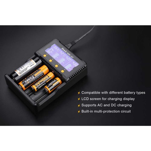 Fenix 18650 Charger ARE-C2