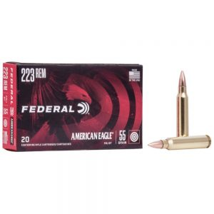American Eagle Military Grade Rifle Ammunition