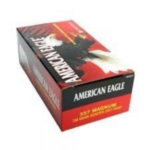 American Eagle Handgun Ammunition