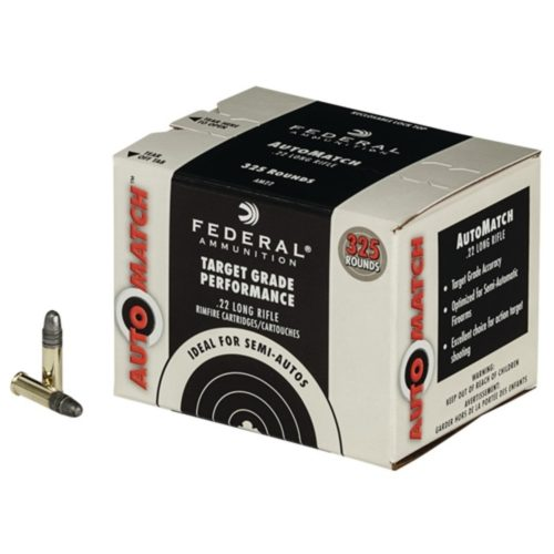 Federal Champion Training 22 L/R Ammunition
