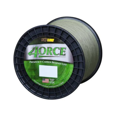 Tuf Line 4ORCE Braided Line