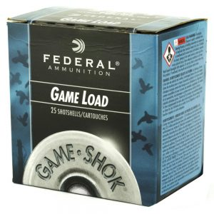 Federal Game Load Upland Hi-Brass 16ga Shotshells