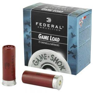 Federal Game-Shok Upland Heavy Field 20ga Shotshells