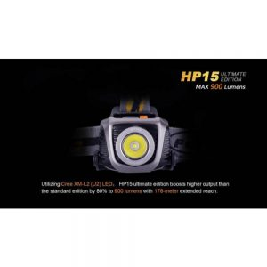 Fenix HP15 900 Lumens Headlamp