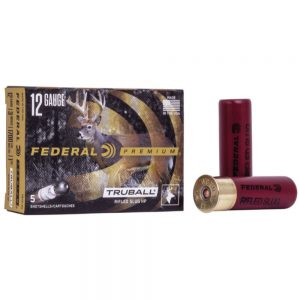 Federal Vital-Shok TruBall 12ga Rifled Slugs