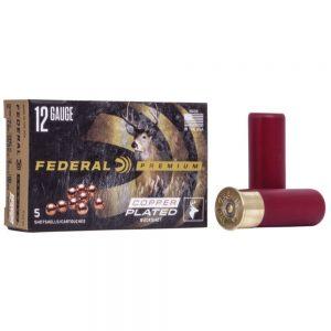 Federal Vital-Shok 12ga Buckshot w/Flitecontral