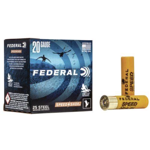 Federal Black Cloud FS Steel 20ga Shotshells