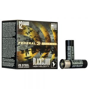 Federal Black Cloud FS Steel High Velocity 12ga Shotshells