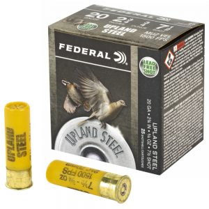 Federal Top Gun Lead 20ga Shotshells