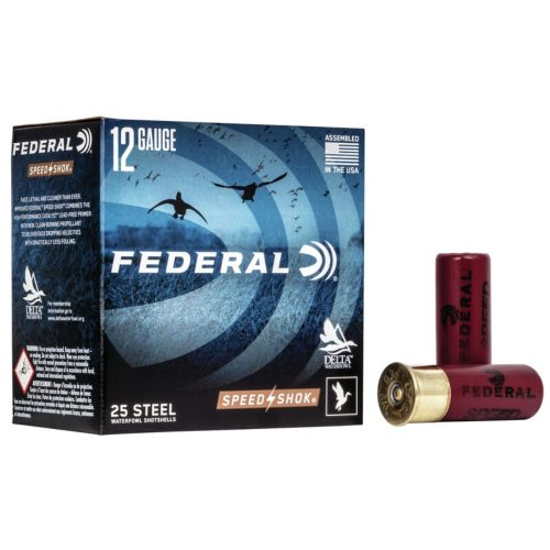 Federal Speed-Shok Steel 12ga Shotshells