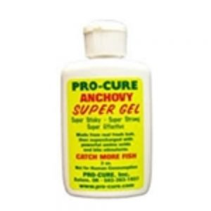 Pro Cure Anchovy Super Gel 2oz