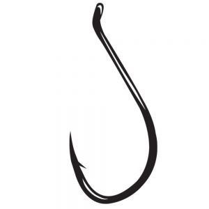 Gamakatsu Black Octopus Hook 10pk