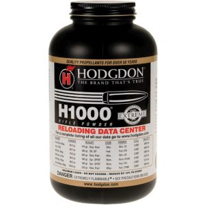 Hodgdon Rifle Powder 1lb Can